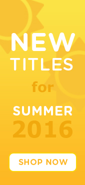 New Books for Summerer 2016 Shop Now