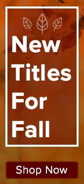 shop new titles for fall Shop Now